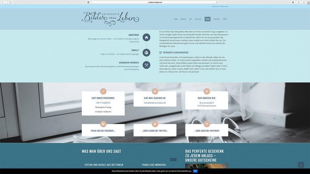 Dating-Website auf Haifischbecken